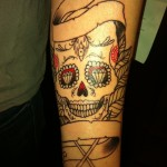 Skull & Cross Needles