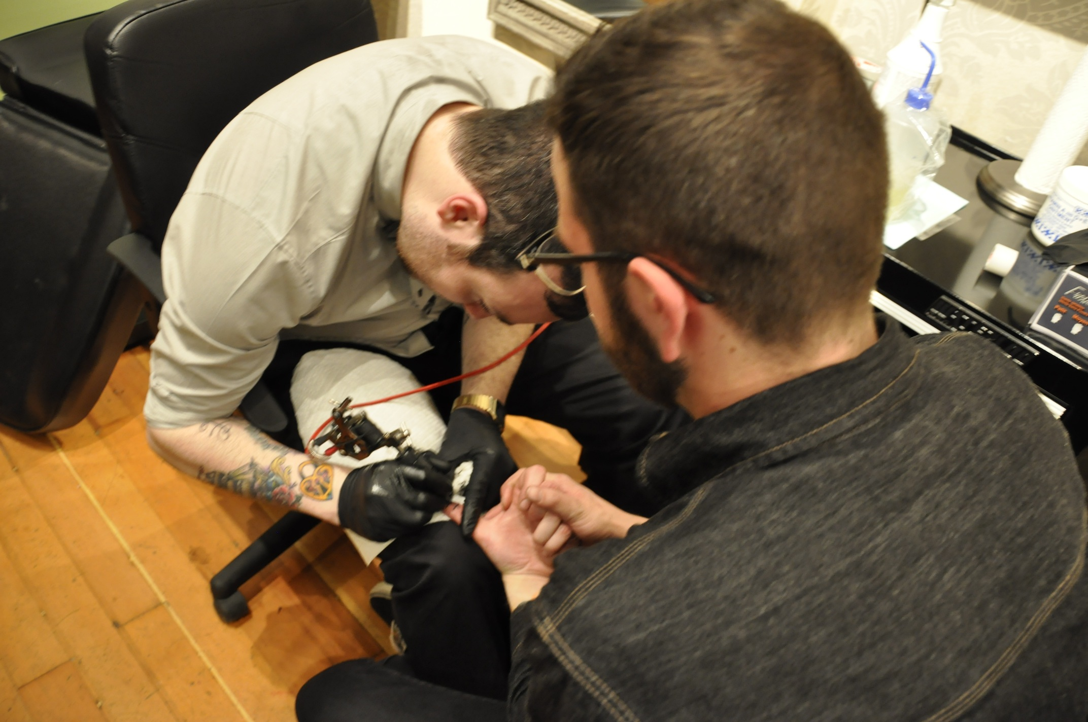 Gastown tattoo parlor grand opening for Gastown tattoo shops